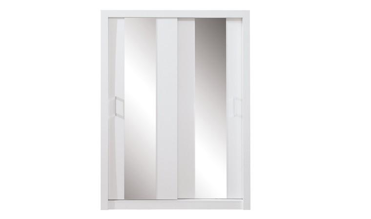 Armoire blanche 160 cm