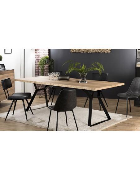 Table rustique salle à manger