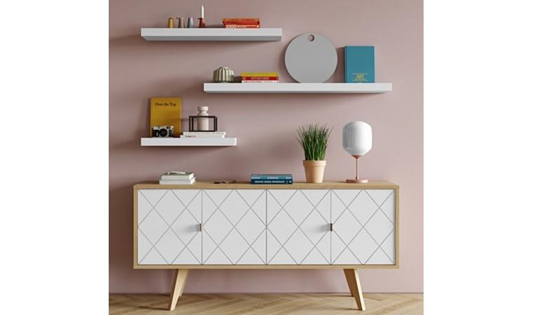 étagère murale simple