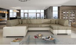 canapé lit angle moderne
