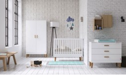 Chambre bébé 120 x 60 cm