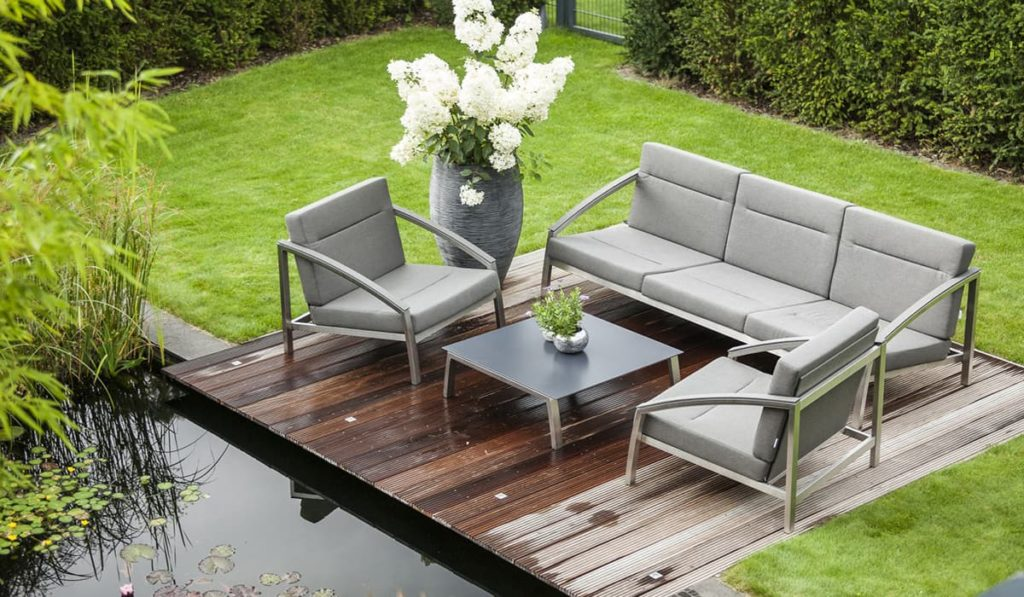 salon jardin resistant intemperies