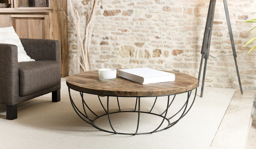 dimensions table basse