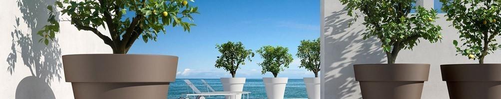 Pots de fleur extérieur design - House and Garden