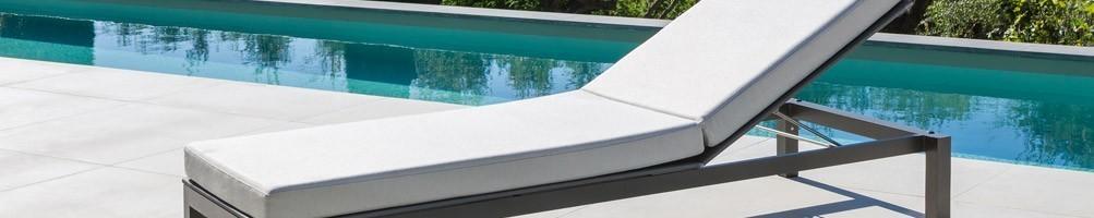Bain de soleil design et haut de gamme - House and Garden