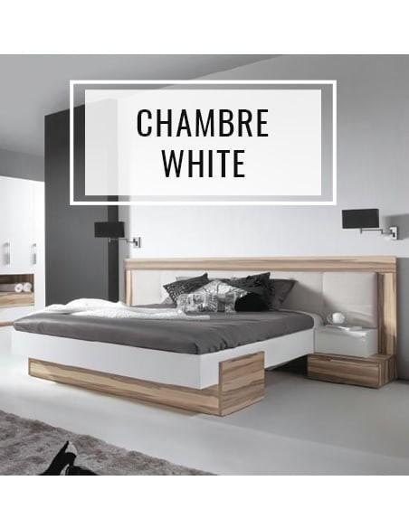 Meubles design chambre white