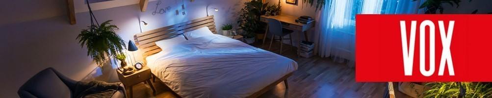 Chambre adulte Vox : mobilier modulable et design