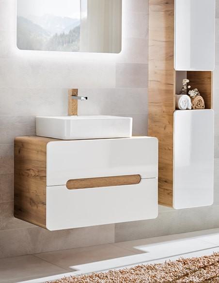 Ensemble meuble avec vasque
