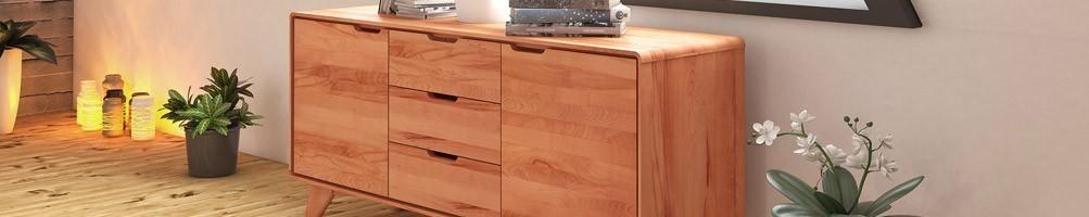 Commode chambre pas cher commode chambre b b pas cher mobilier couronne - Meubles bois massif pas cher ...