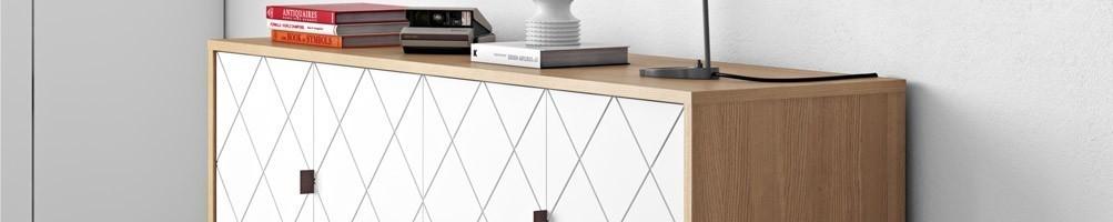 ▶ Buffet contemporain en bois et design - House and Garden