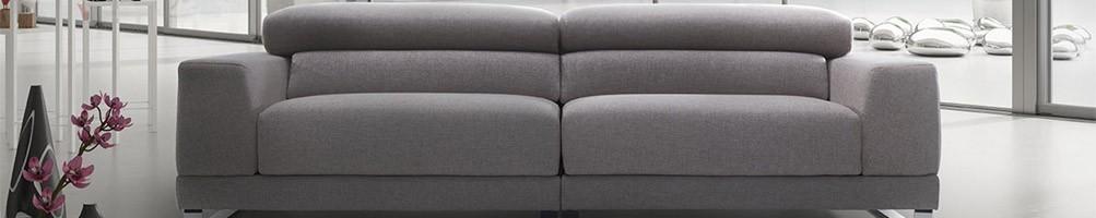 Canapé 2 places en tissu design - House and Garden
