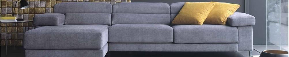 Canapés d'angle en tissu design - House and Garden
