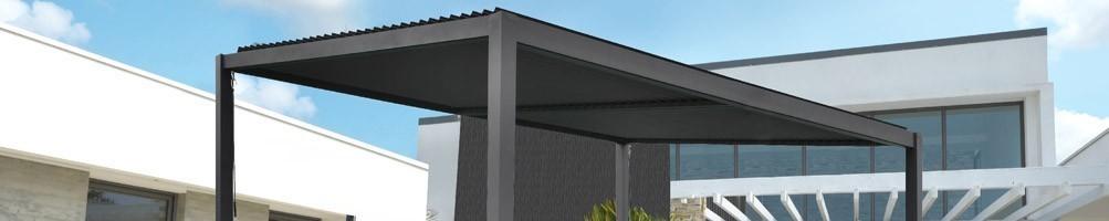 Tonnelle design et haut de gamme pour terrasses et jardin