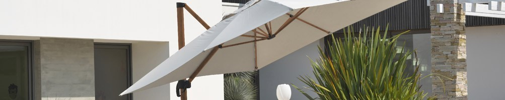 Parasol de jardin design et pas cher - House and Garden