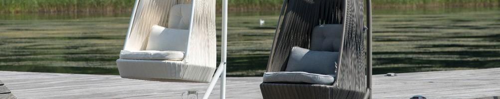 Fauteuils suspendus de jardin et balancelles - House and Garden