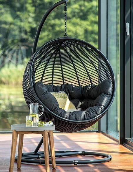 Balancelles et fauteuils suspendus
