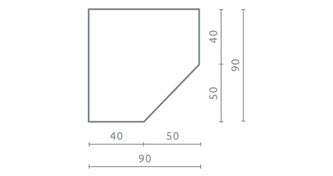 dimensions angles