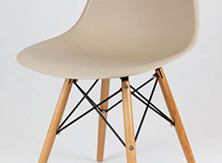 Chaise design style eiffel charles eames