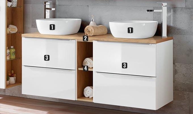 composition meubles caraïbes
