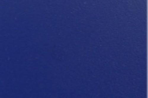 Armature en aluminium bleu