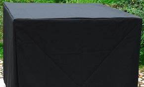 Housse table de jardin carrée