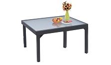 housse table jardin modulo grise