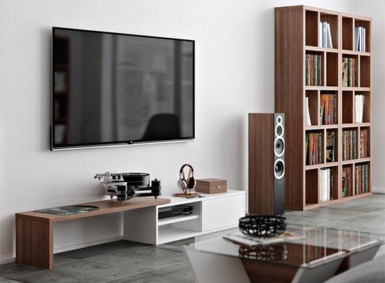 Meuble tv design et modulable