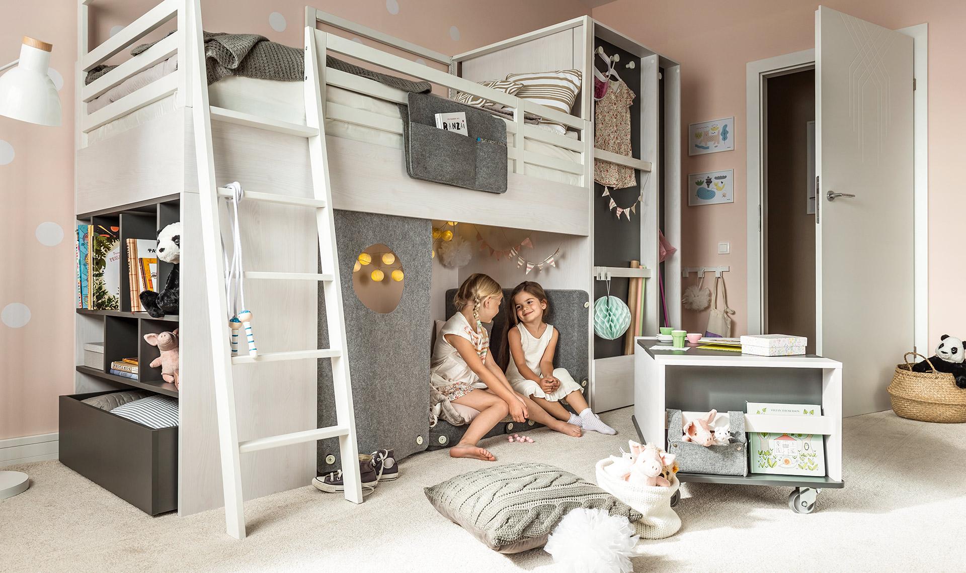 Décoration moderne pour chambre enfant
