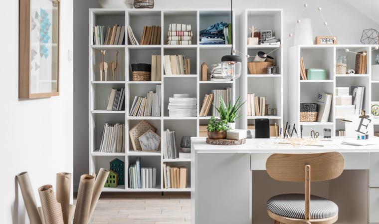 Aménager un bureau design à la maison