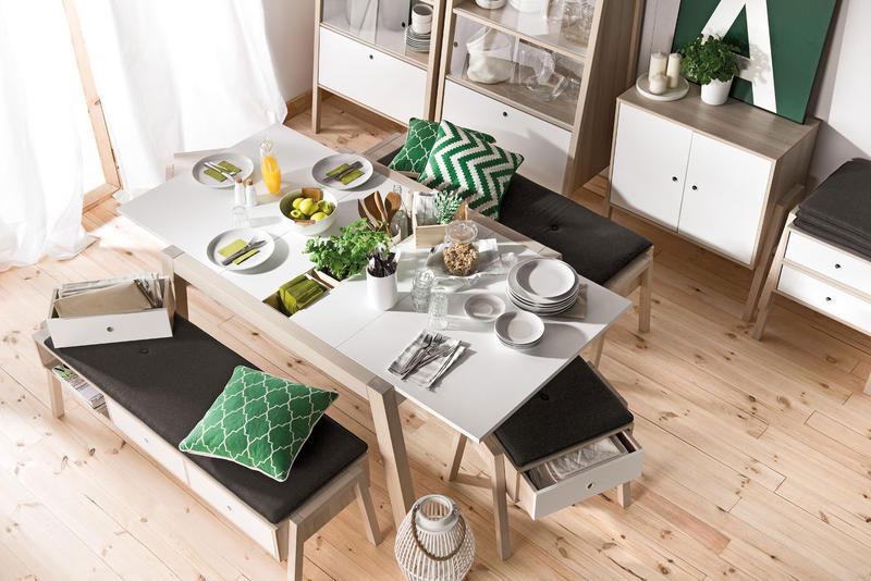 Meubles scandinave salle à manger