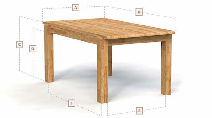 table avec rallonge