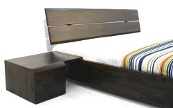 pack lit en bois massif design