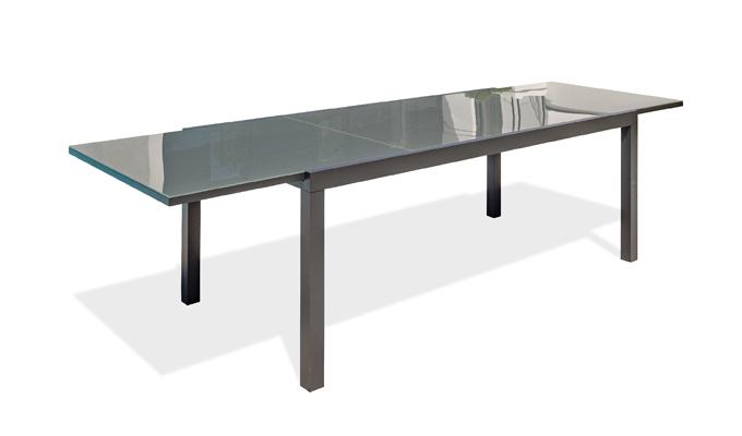 table à rallonge