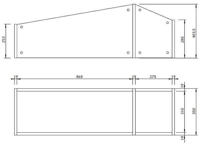 dimensions modules