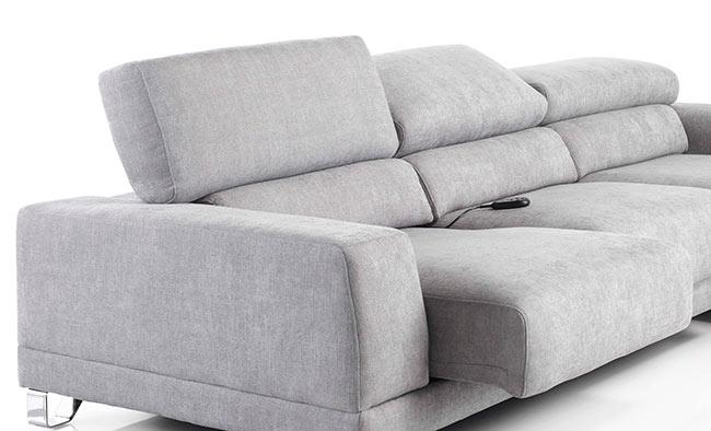 Canapé 2 places assise électrique